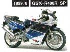 Suzuki GSX-R 400R SP
